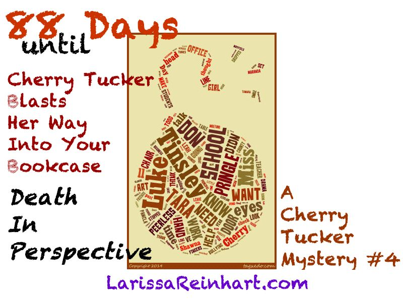 Countdown to Death...Death in Perspective, Cherry Tucker #4  #books #mysteries #CherryTucker #cozymystery #bookrelease