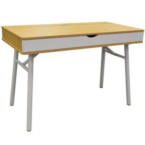 Tech Hideaway Office Desk Computer