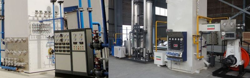 Manufacturers and suppliers of oxygen plants, nitrogen gas plant