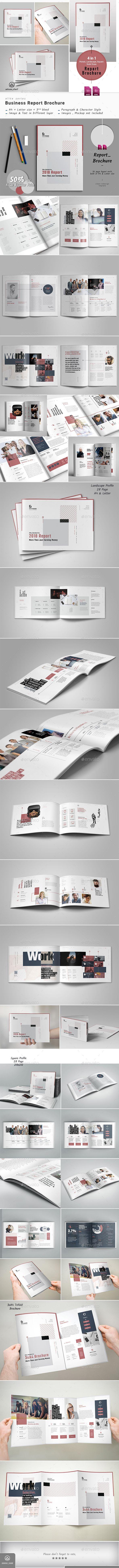 Annual Report Bundle | Pinterest
