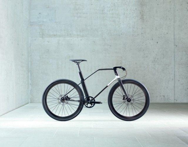 6651cb1ddd Urban Carbon Bike | Geek's Gear | Bike design, Urban bike, Bicycle ...