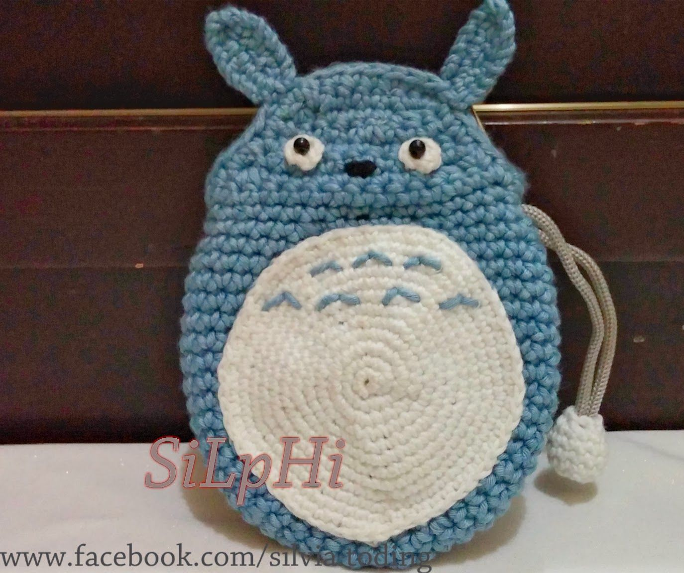 Tas Rajut Anak Burung Hantu Crochet Owl Bag For Girl Handmade