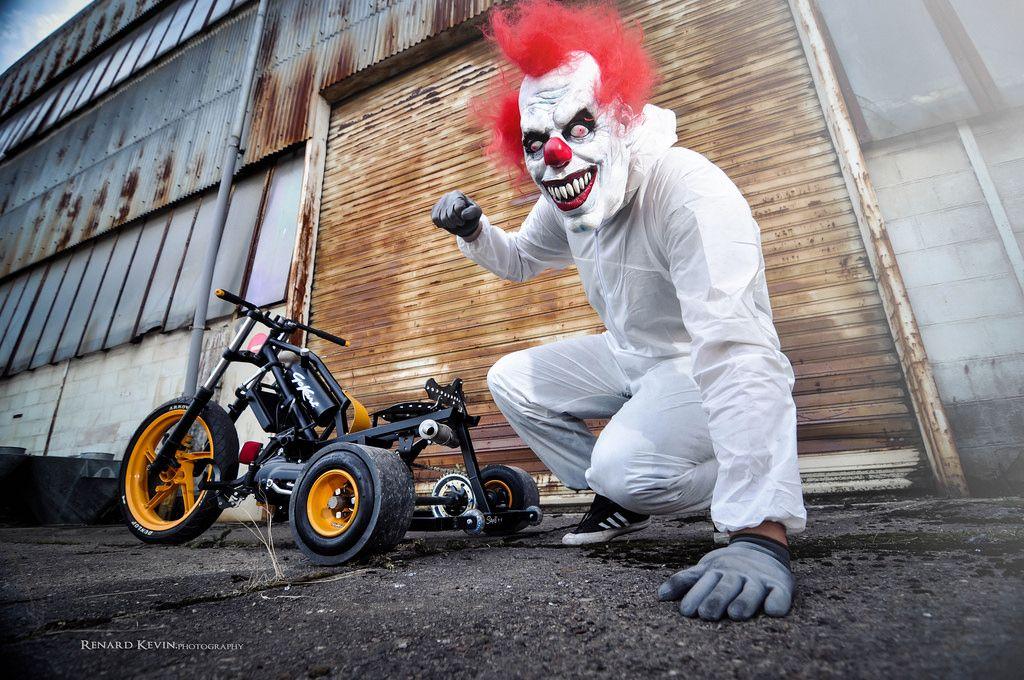 Trike X Clown In 2020 Drift Trike Trike Clown