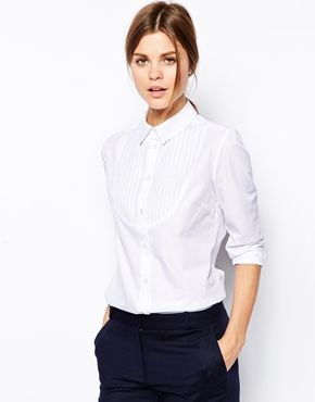 bib shirt women - Google Search | My Style | Pinterest | ASOS, The ...