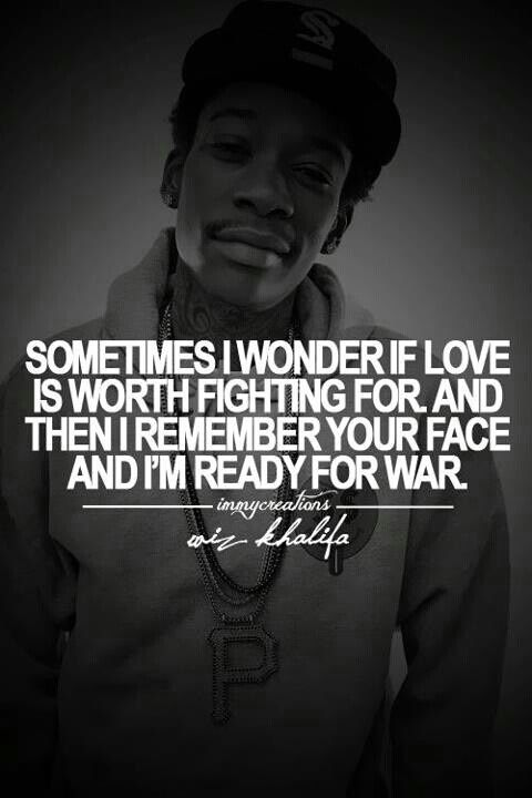 Pin By Brandon Pearce On Music Rapper Quotes Rap Quotes Wiz Khalifa Quotes