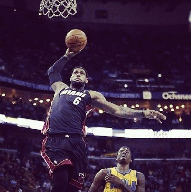 King James Rises Up