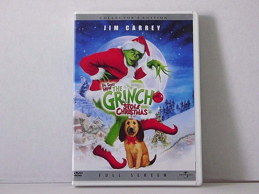 How The Grinch Stole Christmas Best Buy