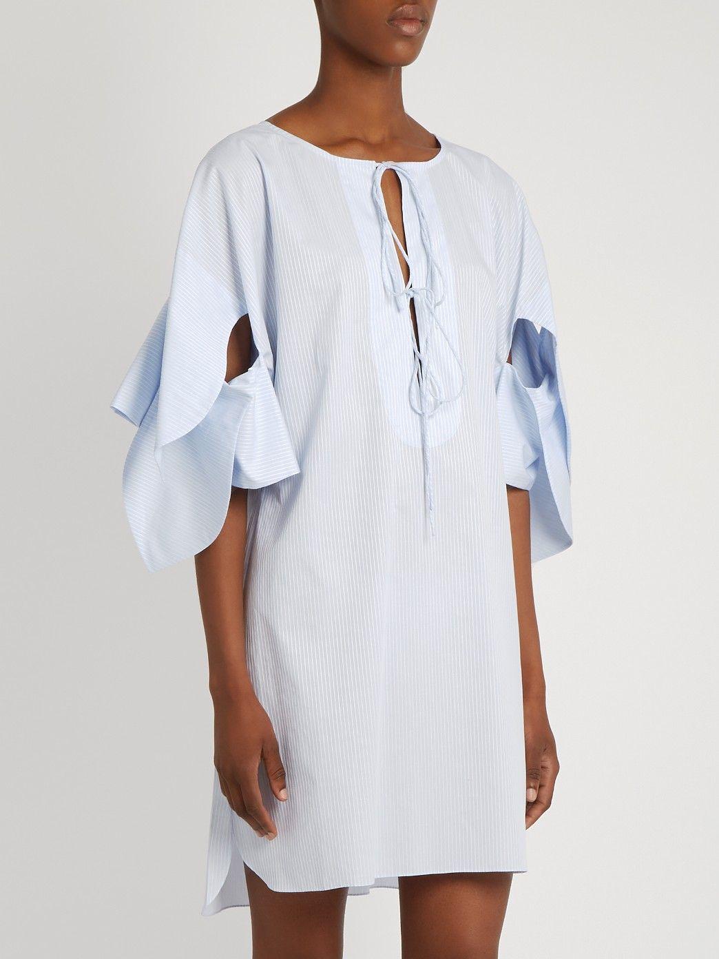 Cephale cotton dress Three Graces London AihVOj4pF