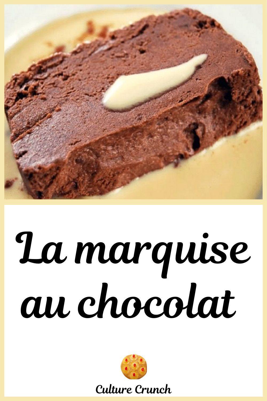 Marquise Au Chocolat La Recette Facile Marquise Au Chocolat Gateau Sans Cuisson Recette Chocolat