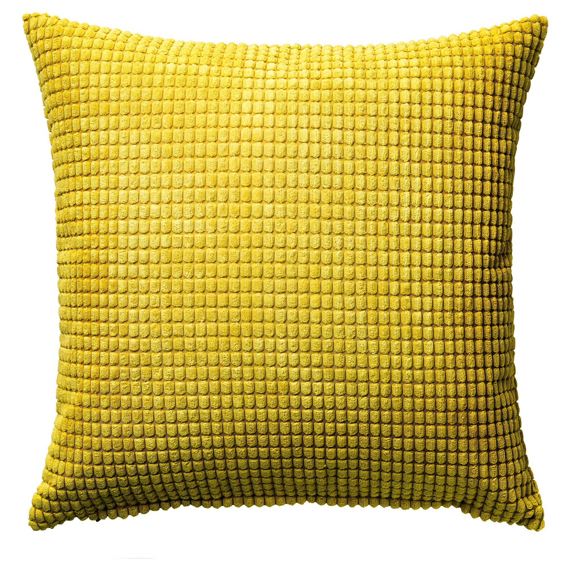 $12 IKEA GULLKLOCKA Cushion cover Chenille fabric feels ultra