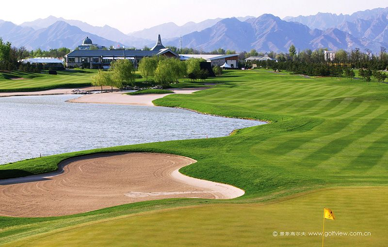 Pine Valley Golf and Country Club - Beijing, China   Golf ...