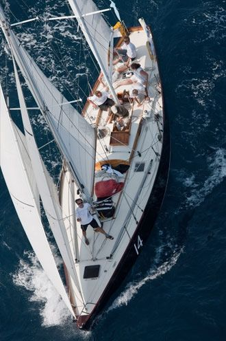 Pen Duick Ii Monocoque 2 Mats Ketch Marconi Puis Goelette Yacht Voiles Et Voiliers Voilier