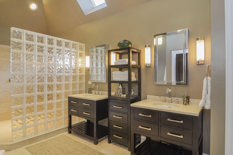 Vishal & Shefali's Master Bathroom Remodel Pictures  Granite Stunning Bathroom Remodeling Naperville Design Ideas