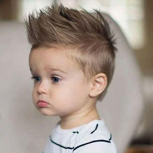 25 Cool Kids Mohawk Ideas: The Best Little Boy Moh
