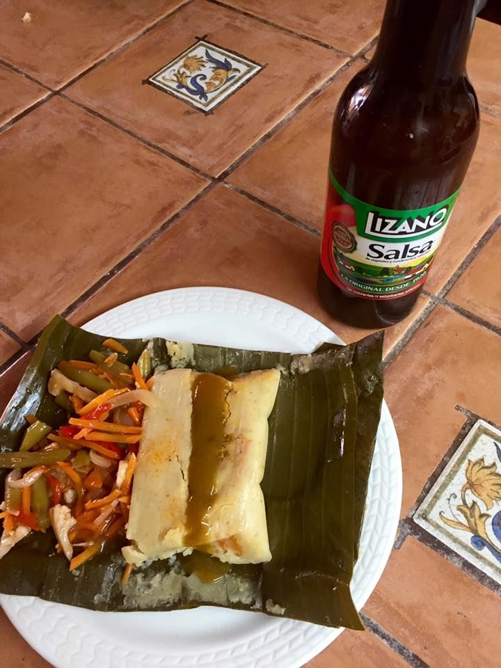 Celebrating the Independence of Costa Rica with Tamales and Salsa ...