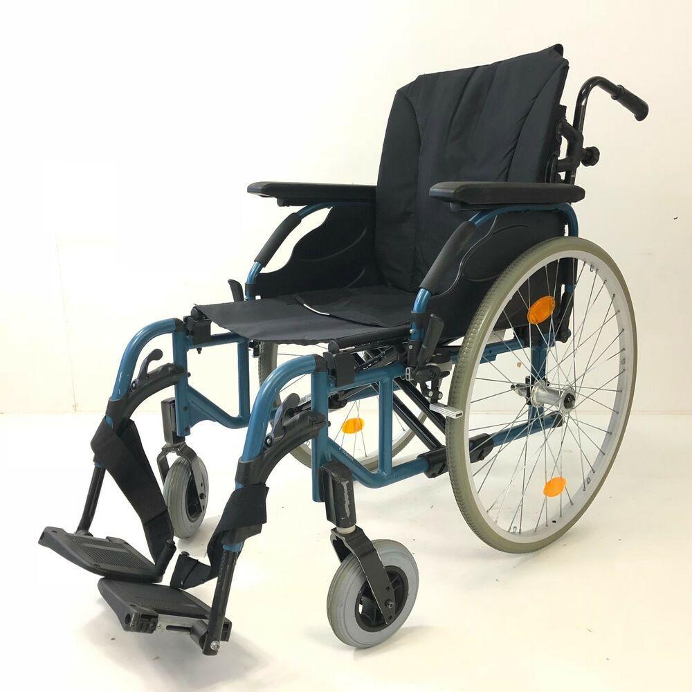 Invacare Action4 Rollstuhl Faltrollstuhl Leichtgewicht Sitzbreite 42cm X2811 Rollstuhl Falten Hilfsmittel