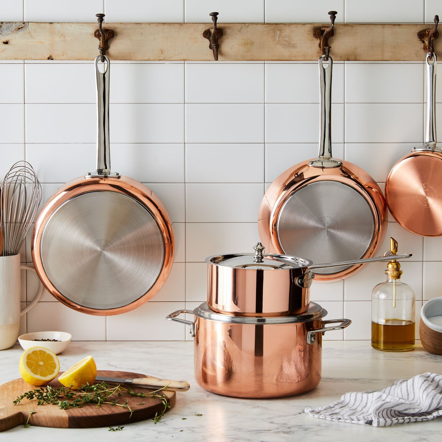 Scanpan Maitre D Copper Cookware Collection On Food52 With