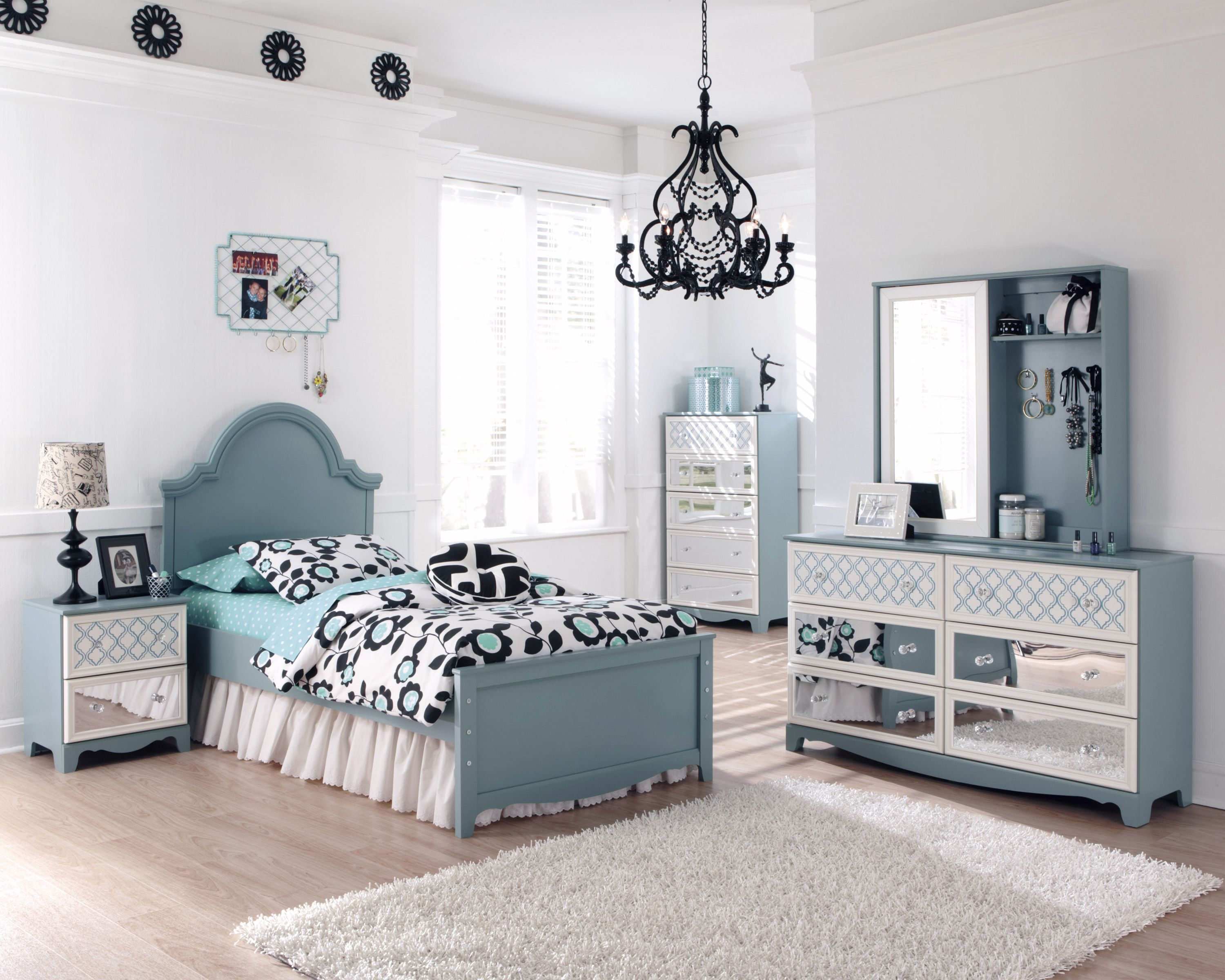 Ashley Mivara Twin Bedroom Set  New Kid's Furniture  Pinterest Simple Twin Bedroom Sets Design Inspiration