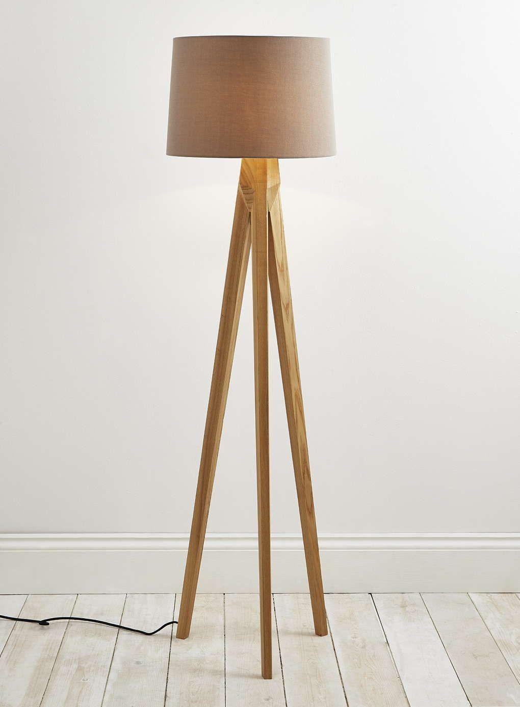 Zach Tripod Floor Lamp - BHS | Lamps | Pinterest | Tripod, Bhs and ...