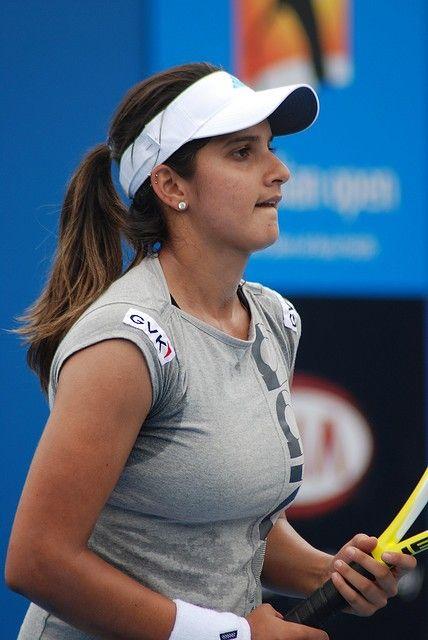 Pin by smanyam M on saniya mirza | Tennis players female ...