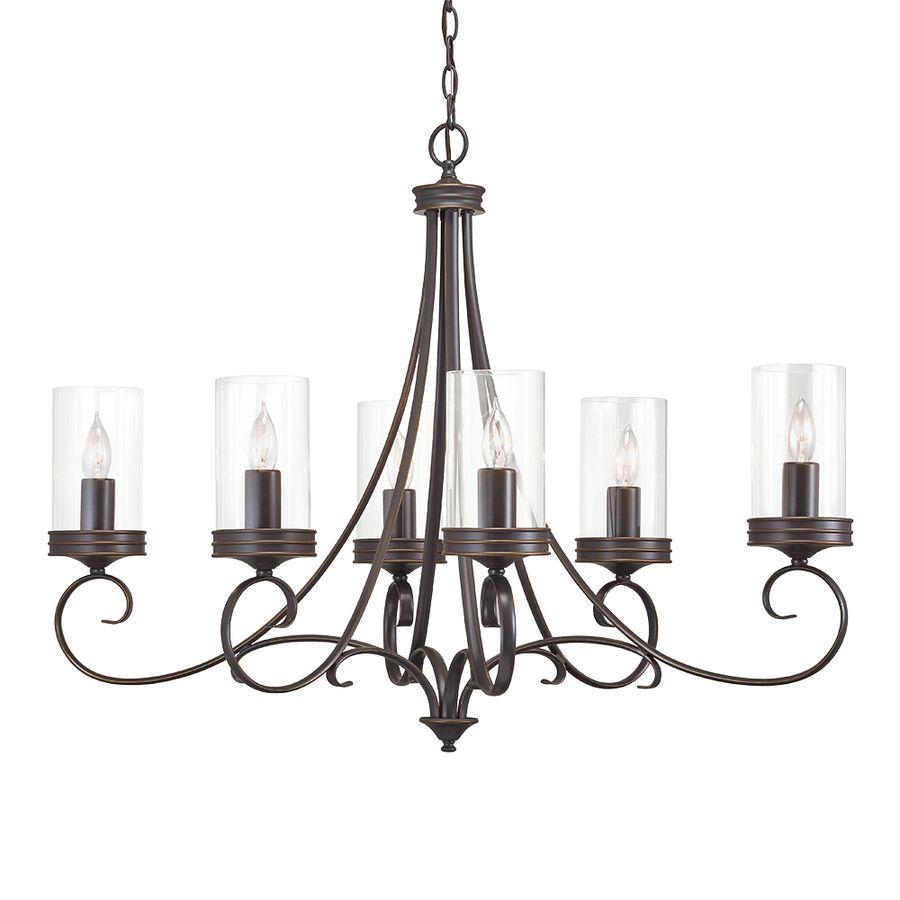 Kichler lighting diana 3598 in 6 light olde bronze williamsburg kichler lighting diana olde bronze chandelier for dining arubaitofo Images