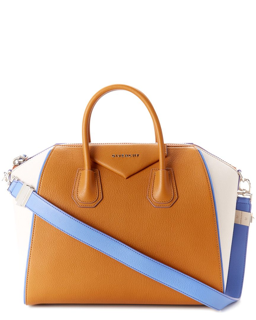 Givenchy Antigona Medium Tricolor Sugar Leather Tote is on Rue. Shop it now.
