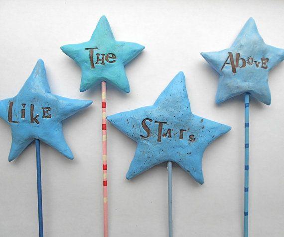 It's Written in the Stars wedding cake by indigotwinweddings, $75.00