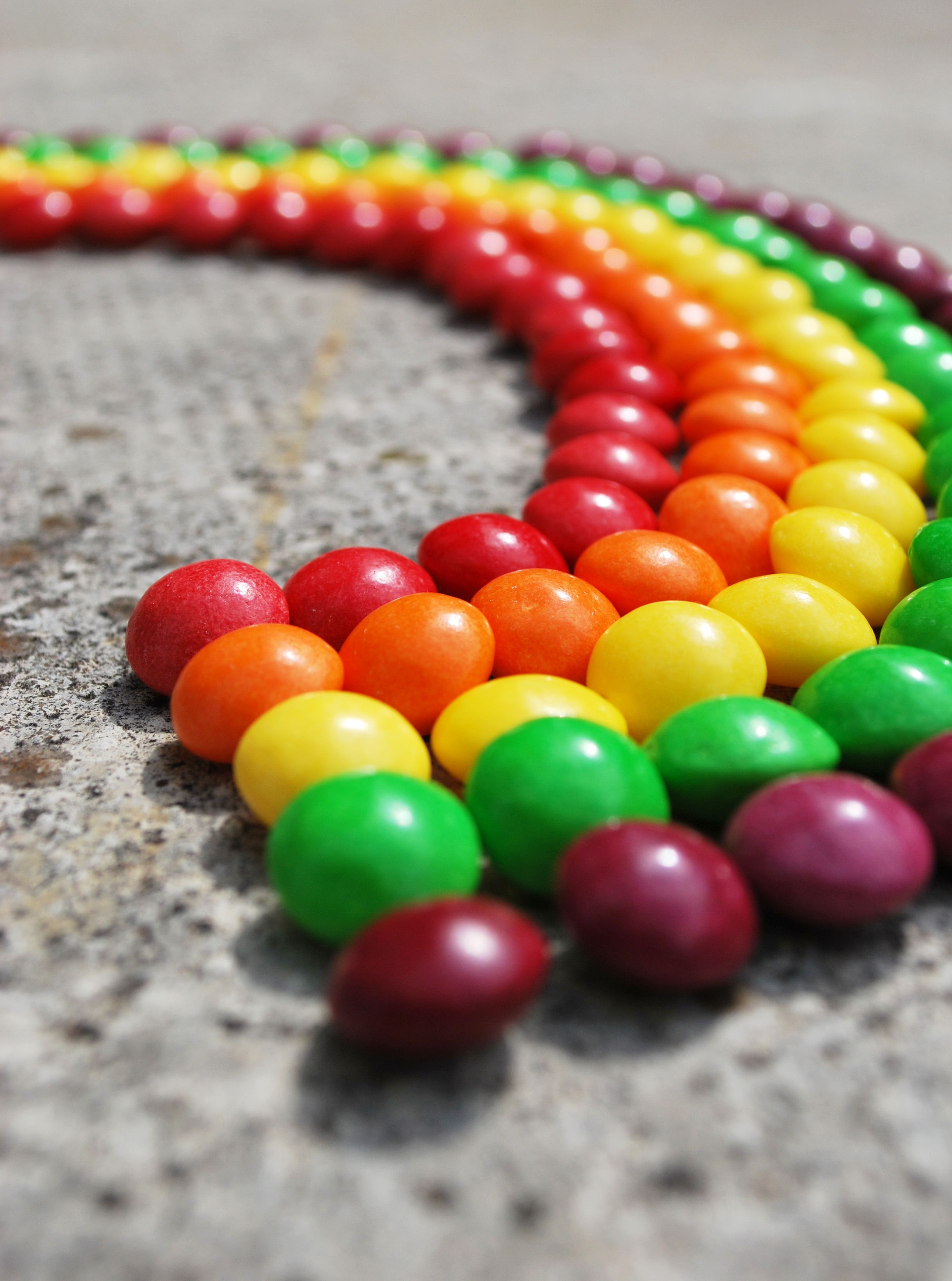 a2a7fe07f97 Skittles - I usually do the same thing I do with M Except for