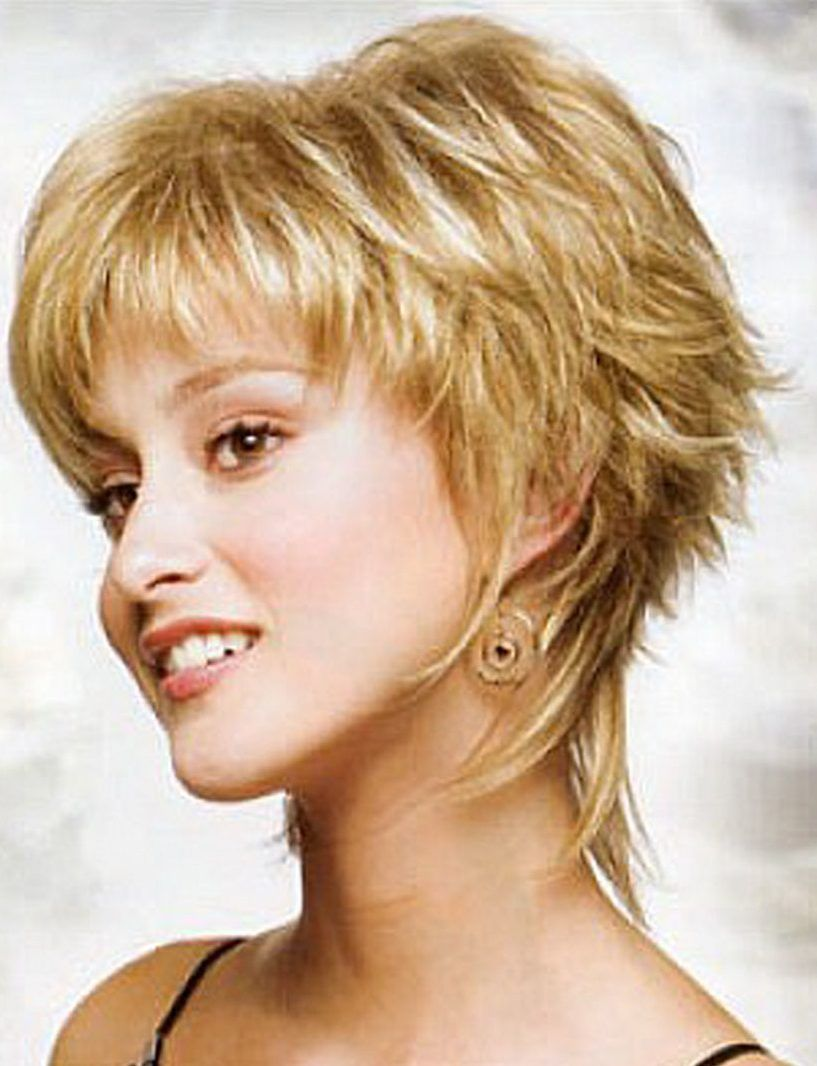 short layered hairstyles from year to year, a short