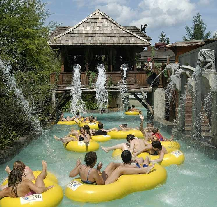 Village vacances valcartier quebec summer roadtrip ideas for Quebec city places to visit