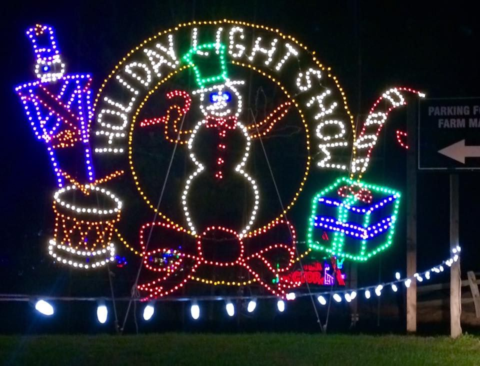 The Mesmerizing Christmas Display In Pennsylvania With 3