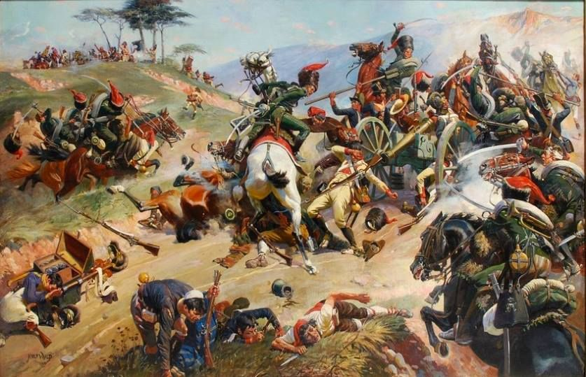 In the Peninsular War, the Battle of Medellín was fought on 28 March 1809 and resulted in a victory of the French under Marshal Victor against the Spanish under General Don Gregorio Garcia de la Cuesta. The battle marked the first major effort by the French to occupy Southern Spain, a feat mostly completed with the victory at the Battle of Ocana later in the year.