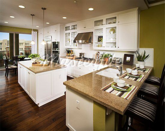 l shaped countertop with island sweet home home home decor on kitchen island ideas v shape id=17957