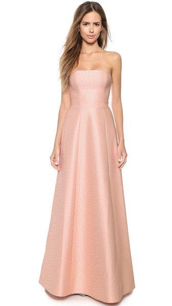 DRESSES - Long dresses Halston Heritage AnaXqkfh
