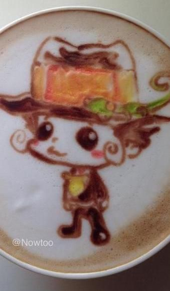 Latte Art / twicsy.com