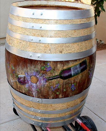 Phoenix Children's Hospital Wine Barrel Project | Colleen Taylor - Blog