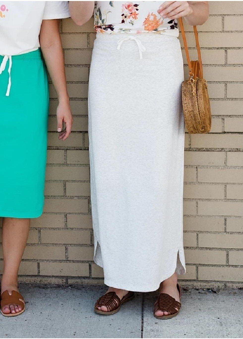 Kelly Maxi Skirt