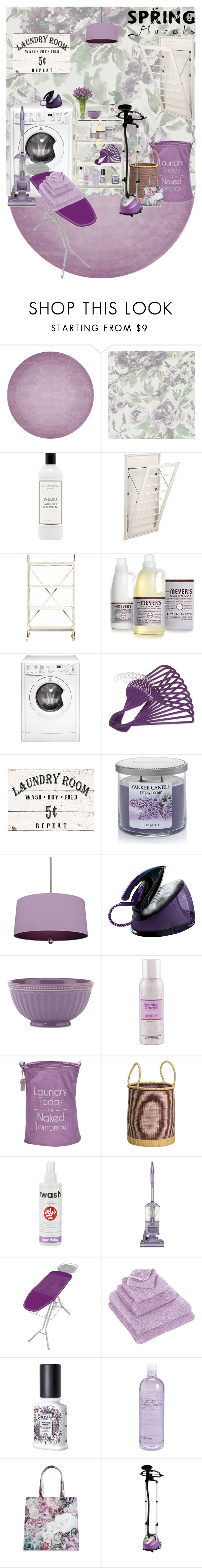"""Spring Cleaning"" by rachael-aislynn ❤ liked on Polyvore featuring interior, interiors, interior design, home, home decor, interior decorating, By Second Studio, Designers Guild, The Laundress and Improvements"