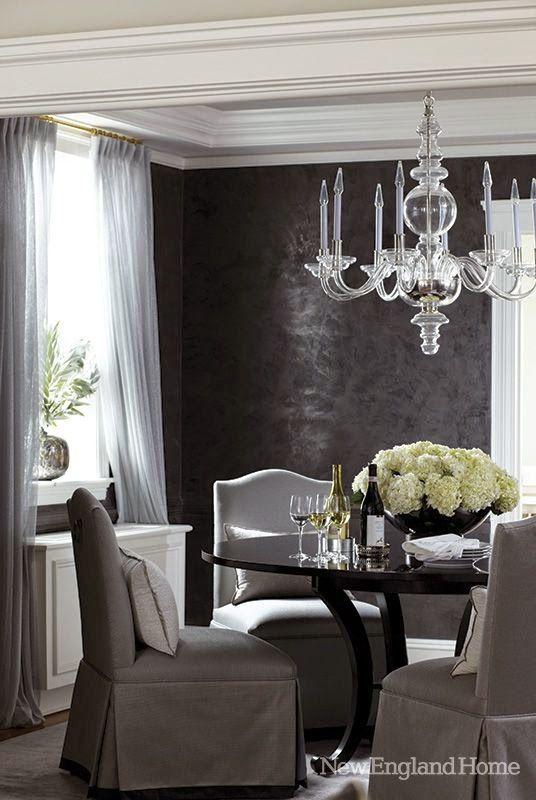 South Shore Decorating Blog dining rooms Interior Decor - comedores elegantes