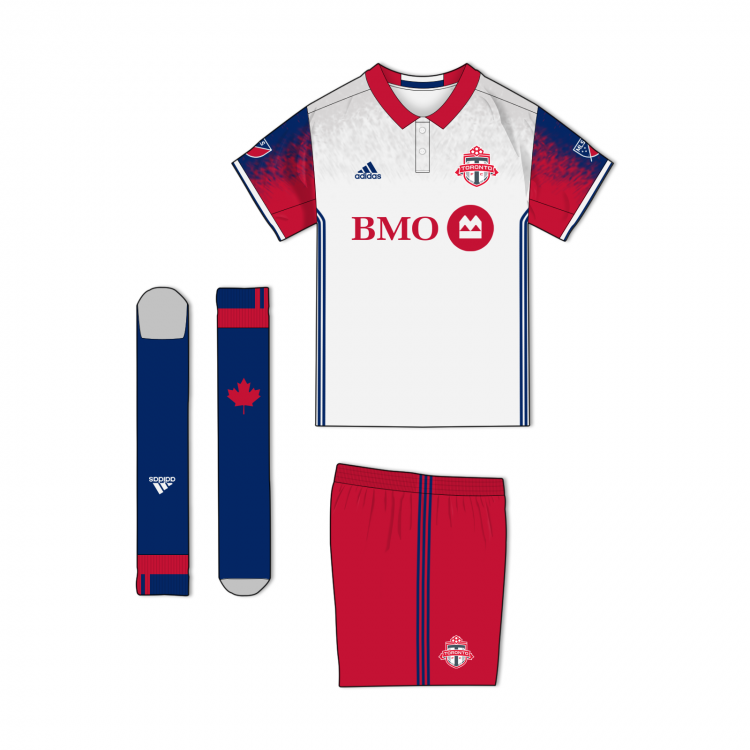 online store 770e7 b84eb Toronto FC Away Jersey Design | My Football Kit Designs ...
