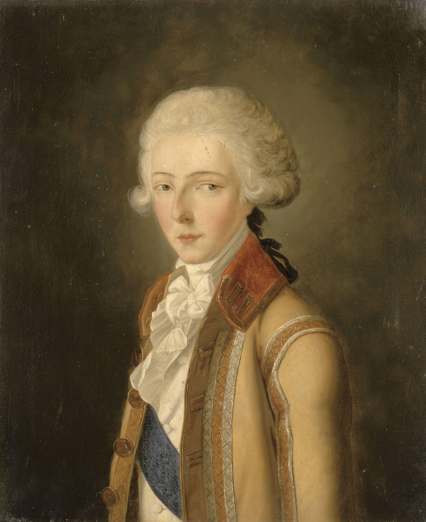 Sar Le Prince Du Sang Louis Antoine Henri De Bourbon Conde Monsieur Le Duc D Enghien Portrait Painting Portrait Culture Art