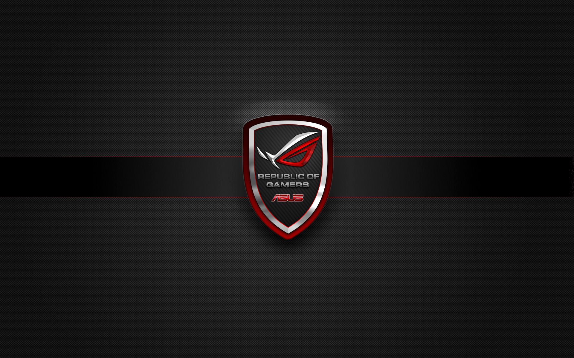 Red Asus Republic Of Gamers Logo Wallpaper Stuff To Buy