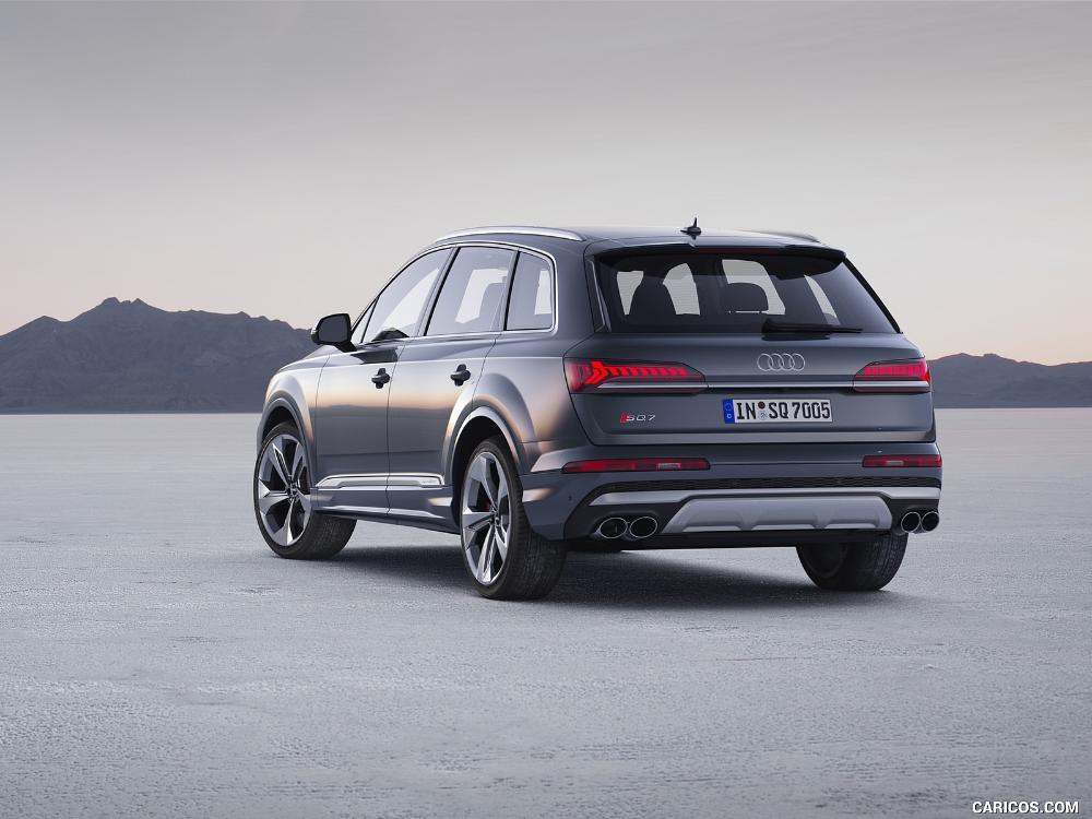 2020 Audi Sq7 Tdi Audi Tdi Audi Q7