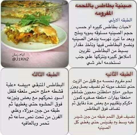 اكلات شهية Cooking Food And Drink