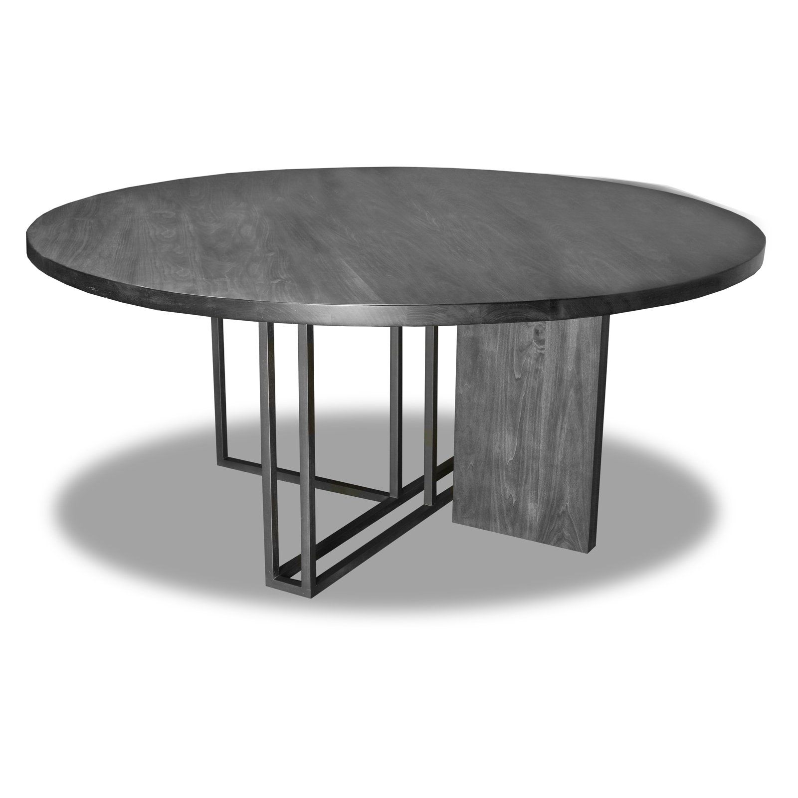 South Cone Highmount Round Dining Table Cement Dining Table Round Dining Table Round Dining