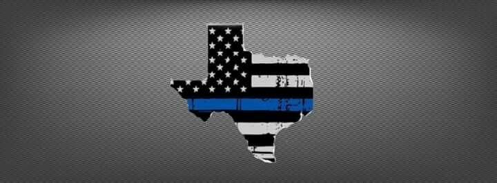 Texas supports Law Enforcement