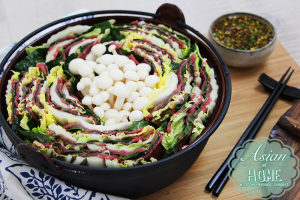 Photo of Mille-Feuille Nabe | A Thousand Leaves Hot Pot – Seonkyoung Longest