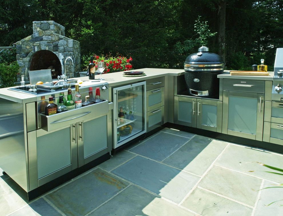 95 Cool Outdoor Kitchen Designs  Outside  Pinterest  Outdoor Awesome Best Outdoor Kitchen Designs Design Decoration