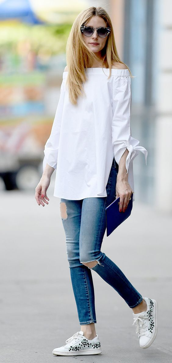 70f12bcd22 Outfits casuales con jeans