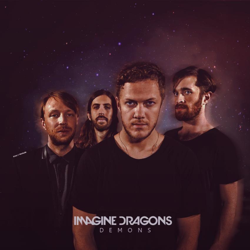 imagine dragons  Imagine Dragons - Demons made by RoarItSnogard | Coverlandia | MUSIC ...